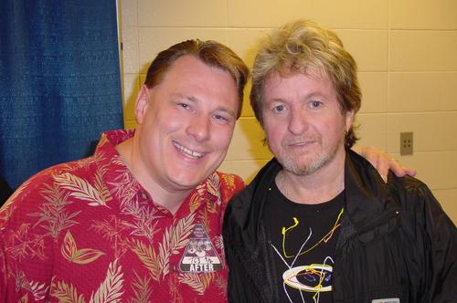 Jon Anderson & Dr. Shore