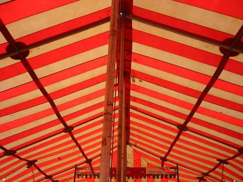 Tent Topper