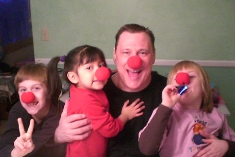 More Birthday Fun with the Kids!