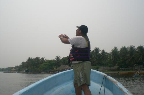 Felicianoinboat