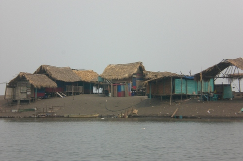 Houses on Reef
