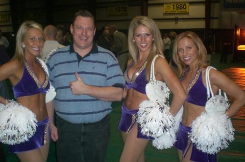 More Vikings Cheerleaders!